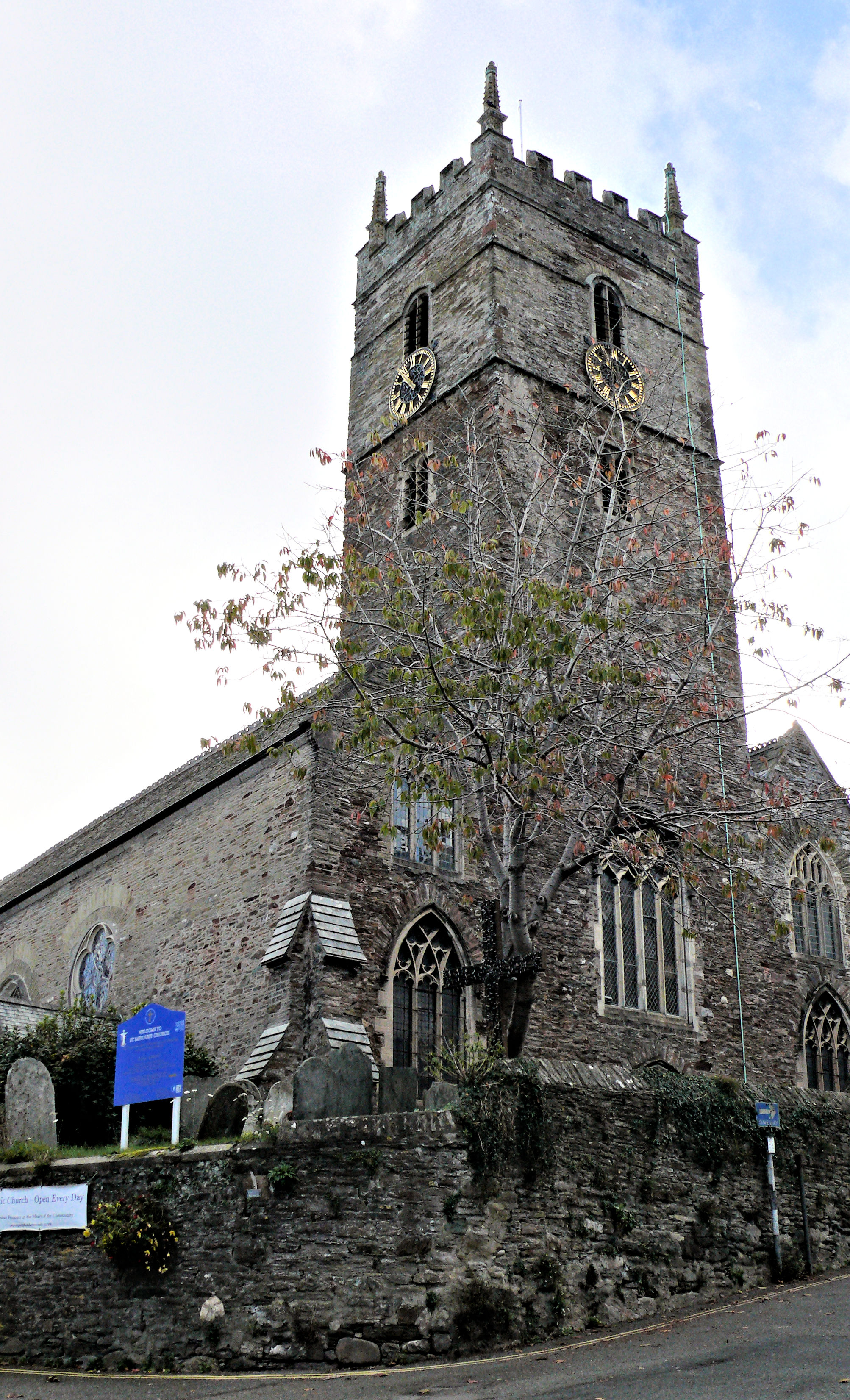 StSaviours Church